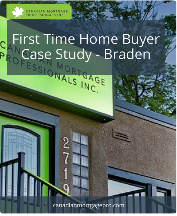 First Time Home Buyer - Case Study