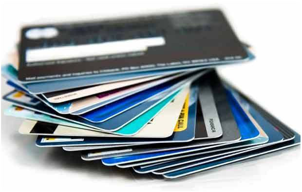 stack of credit cards - Canadian Mortgage Pros