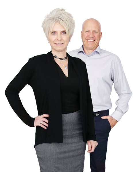 Canadian Mortgage Brokers Jackie & Bob