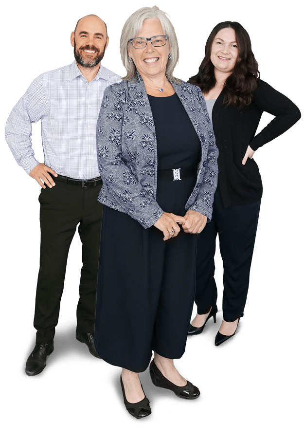 Canadian Mortgage Brokers Colleen, Ken, and Merima